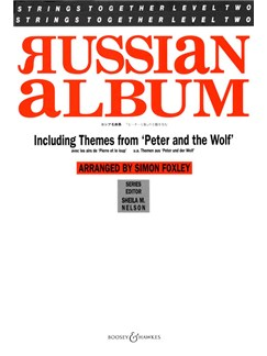 Russian Album Books | String Orchestra