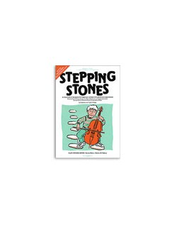 Stepping Stones (Cello/Piano) Books | Cello, Piano Accompaniment