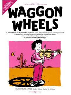 Hugh Colledge/Katherine Colledge: Waggon Wheels (Viola/Piano) Books | Viola, Piano Accompaniment