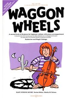 Katherine/Hugh Colledge: Waggon Wheels (Cello/Piano) Books | Cello, Piano Accompaniment