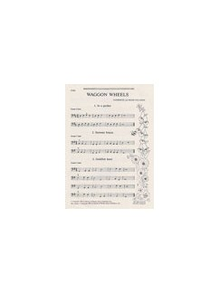 Katherine/Hugh Colledge: Waggon Wheels (Cello Part) Books | Cello