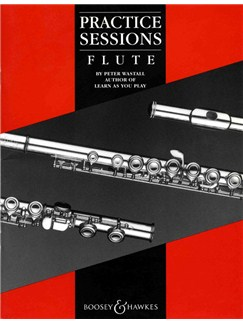 Peter Wastall: Practice Sessions - Flute Books | Flute