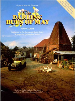 Pip Burley: Darling Buds Of May Piano Album Books | Piano