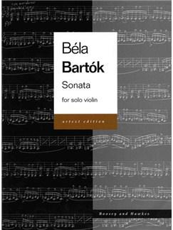 Bela Bartok: Sonata For Violin Solo Books | Violin