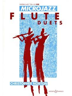 Christopher Norton: Microjazz Flute Duets Books | Flute (Duet)