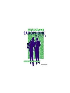 Christopher Norton: Microjazz Saxophone Duets Books | Saxophone (Duet)