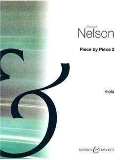 Sheila M. Nelson: Piece By Piece Viola Book 2 Books | Viola