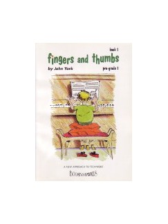 Fingers And Thumbs (Book 1) Books | Piano