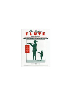 Magic Flute - Easy Pieces For The Early Grades Books | Flute, Piano Accompaniment