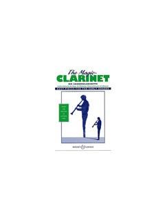 Magic Clarinet Books | Clarinet, Piano Accompaniment