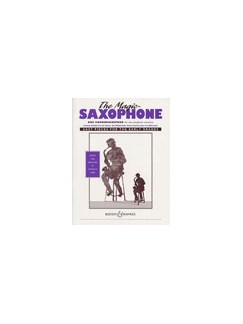 The Magic Saxophone Books | Alto Saxophone with Piano Accompaniment