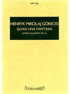 Quasi Una Fantasia (Str Qrt 2) Books |