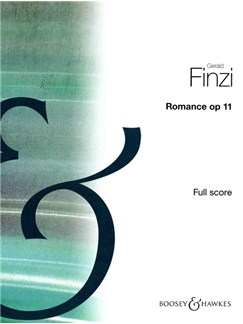 Gerald Finzi: Romance For String Orchestra Op.11 Books | String Orchestra