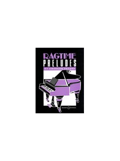 Emerson Peters: Ragtime Preludes Books | Piano