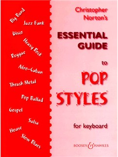 Essential Guide: Pop Styles Books | Piano