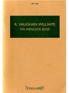 Ralph Vaughan Williams: On Wenlock Edge (Score) Books | Score