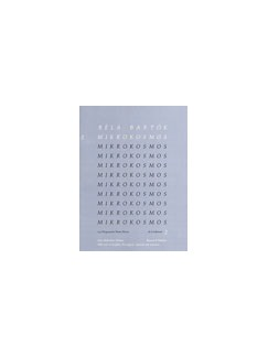 Bela Bartok: Mikrokosmos 2 (English/Spanish/Japanese/Portuguese) Books | Piano