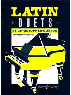 Christopher Norton: Latin Duets Books | Piano Duet