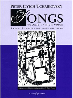 Songs 1 Books | High Voice, Piano Accompaniment