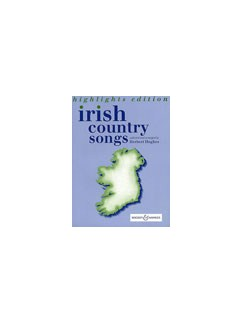 Irish Country Songs Highlights Books | Voice, Piano Accompaniment