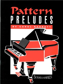 Pattern Preludes Books | Piano