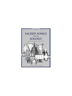 Sacred Songs For The Soloist Books | Piano Accompaniment, Organ Accompaniment, Voice
