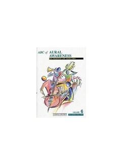 ABC Of Aural Awareness - Grade 6 Books   Voice