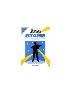 Katherine/Hugh Colledge: Shooting Stars (Violin/Piano) Books | Violin, Piano Accompaniment