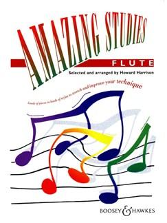 Amazing Studies - Flute Books | Flute