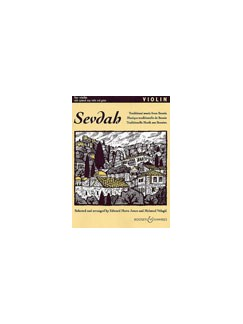 Sevdah - Violin Books | Violin