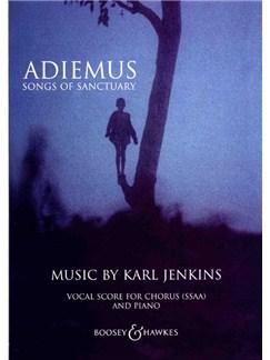 Karl Jenkins: Adiemus - Songs Of Sanctuary (Pack Of Ten) Books | SSA, Piano Accompaniment