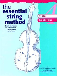 The Essential String Method: Viola - Book 4 Books | Viola