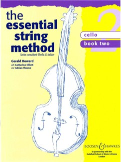 The Essential String Method For Cello - Book Two Books | Cello