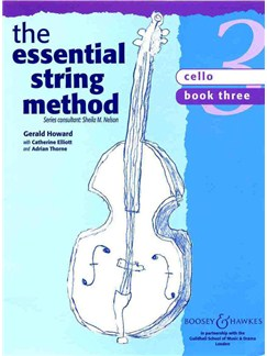 The Essential String Method: Cello - Book 3 Books | Cello