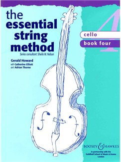 The Essential String Method: Cello - Book 4 Books | Cello