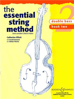 The Essential String Method: Double Bass - Book 2 Books | Double Bass