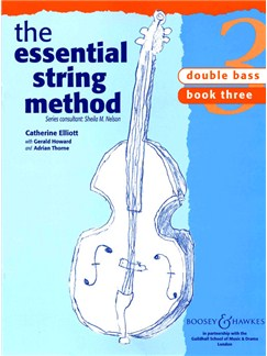 The Essential String Method: Double Bass - Book 3 Books | Double Bass