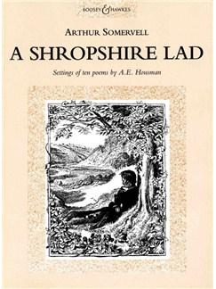 Arthur Somervell: A Shropshire Lad Books   Voice