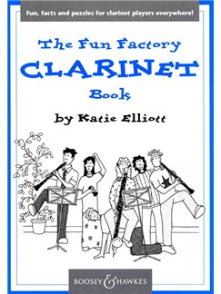 Katie Elliott: The Fun Factory Clarinet Book Books | Clarinet