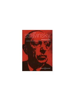 Igor Stravinsky: Stravinsky For Piano Books | Piano, Piano Duet