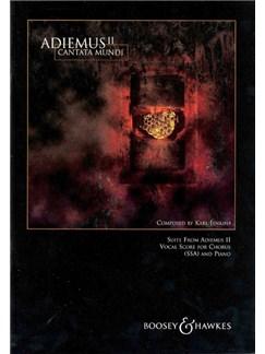 Karl Jenkins: Cantata Mundi (Choral Suite) Books | SSA, Piano Accompaniment