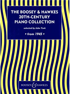20th Century Piano Collection From 1945 Books | Piano