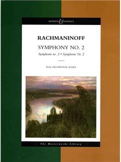 Sergei Rachmaninov: Symphony No.2 (Full Score) Books | Orchestra