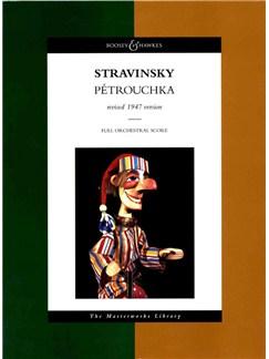 Igor Stravinsky: Petrouchka (Full Score) Books | Orchestra