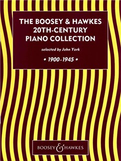 The Boosey and Hawkes 20th-Century Piano Collection 1900-1945 Books | Piano