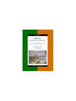 Benjamin Britten: Orchestral Anthology Volume 2 (Study Score) Books | Orchestra
