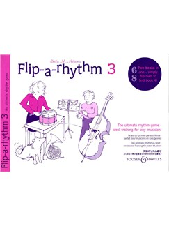 Sheila M. Nelson: Flip-A-Rhythm - Books 3 and 4 Books | All Instruments