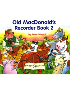 Peter Wastall: Old MacDonald's Recorder Book 2 Books | Recorder
