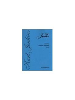 Karl Jenkins: Adiemus - Songs Of Sanctuary Full Score Books | SSAA, Recorder, Violin, Cello, Double Bass, Percussion