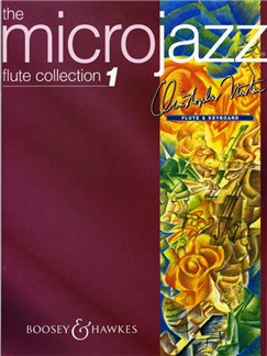 Christopher Norton: Microjazz Flute Collection Book 1 Books | Flute, Piano Accompaniment